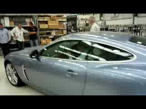 Fabrica B&W - Jaguar com som B&W