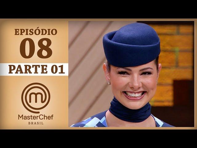 MASTERCHEF BRASIL 25042017  PARTE 1  EP 8  TEMP 04