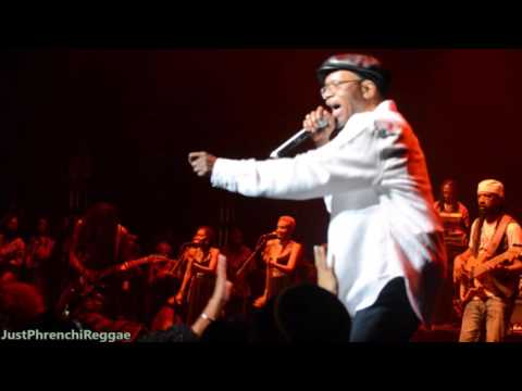 Beres Hammond One Love One Life Tour 2015 South Florida