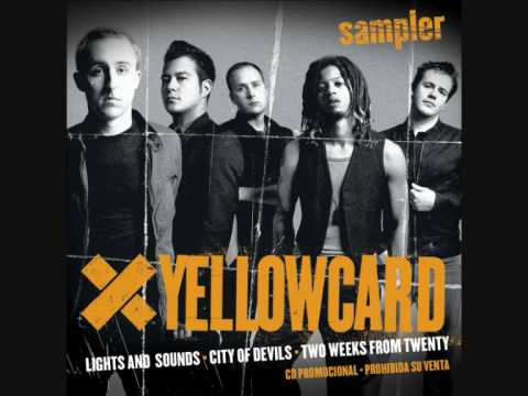 Yellowcard - Bombers [Itunes Exclusive]