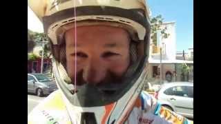 Sardegna Rally Race 2015: Cristian Cucchi a San Teodoro