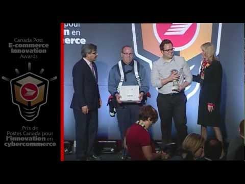 Canada Post E-commerce Innovation Awards 2012