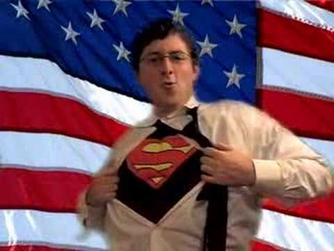Superman Theme Song Video