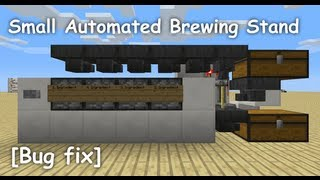 Hopper Problem fix for the automated brewing stand