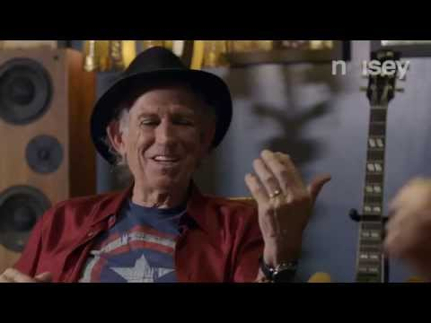 Intervista a Keith Richards (by Fabio Celenza)
