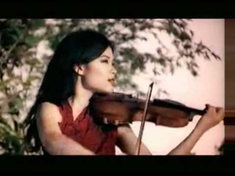 """Vanessa Mae   Reflection, """"Mulan"""""""