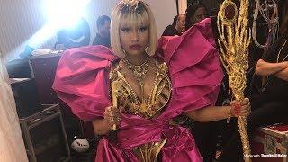 Lil' Kim Predicts Nicki Minaj's ''Barbie Dreams'', Her 2018 VMA's Performance, & Cardi B Fight!