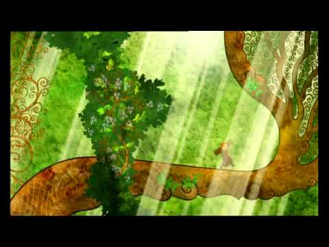 The Secret Of Kells Trailer Español