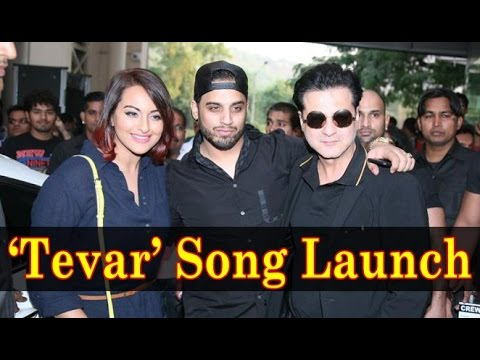 Sonakshi Sinha Attends The Song Launch Of Let's Celebrate From 'Tevar'