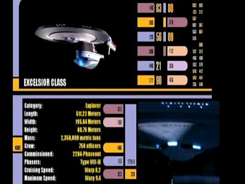 Star Trek: Starship Database #03