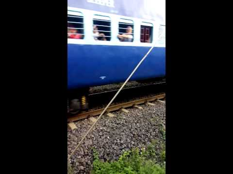 Bsl Wap-4 Yeshwantpur Ahmedabad Express video