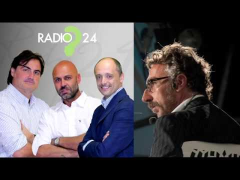 Gabriele Majo a Tutti convocati (Radio 24)