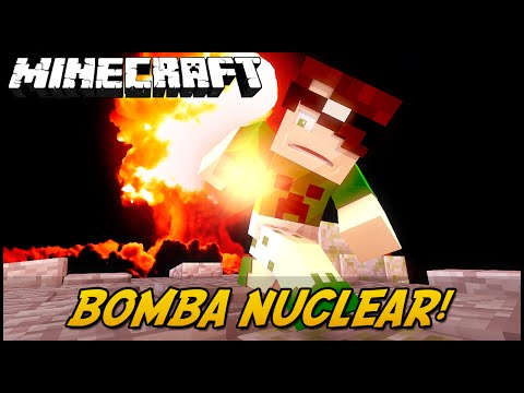 Minecraft: BOMBA NUCLEAR! (Rival Rebels)