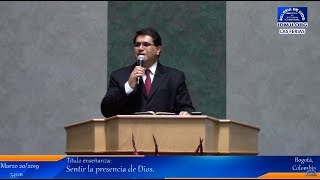 Enseñanza: Sentir la presencia de Dios - Iglesia de Dios Ministerial de Jesucristo Internacional