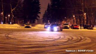 Bmw 330 xi  E46 snow drift | Smotra.ru Смотра.ру | МГУ
