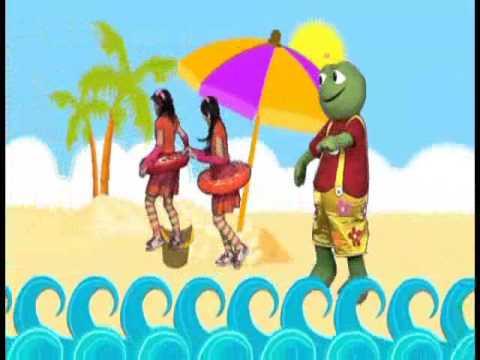 El sapo Pepe - Canción de las Olas