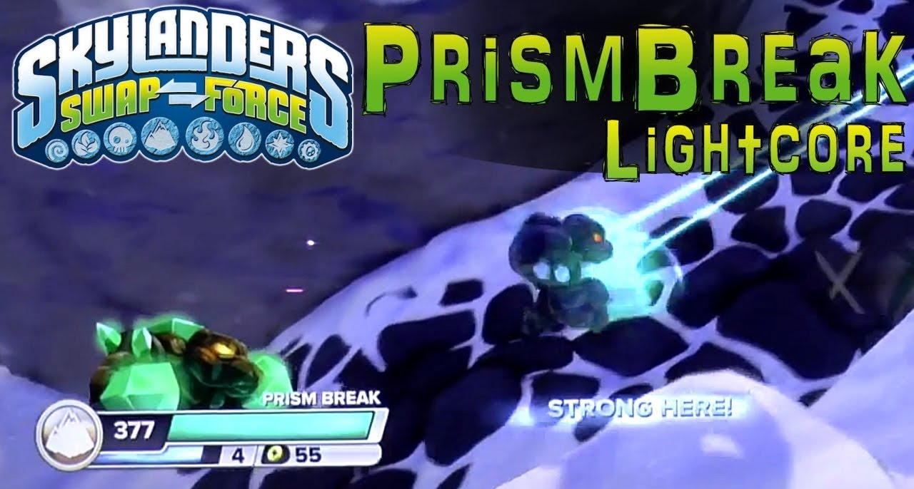 Prism Break Series 2 Series 2 Lightcore Prism Break