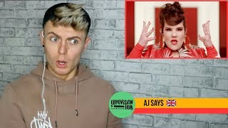 Israel | Eurovision 2018 Reaction Video | Netta - TOY