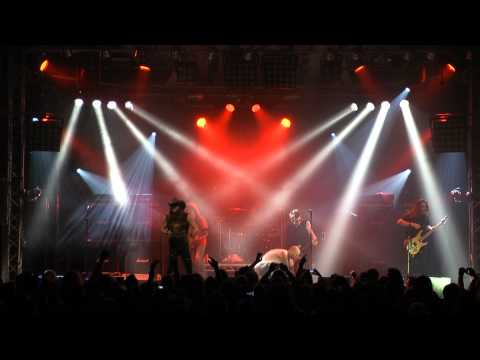 SKID ROW - BIG GUNS - LIVE @ HARD ROCK HELL 2010