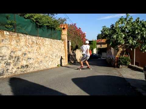 Europe 2012: France Longboarding