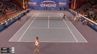 Sadikovic Amra v Robson Laura - 2017 ITF Andrezieux-Boutheon