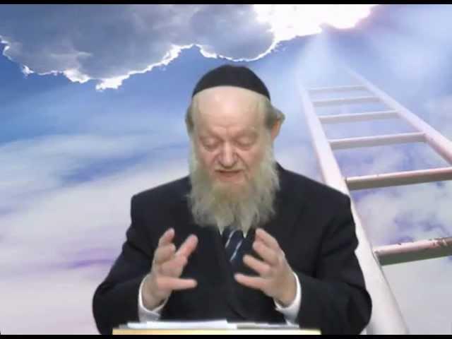 פרשת ויצא   סולם יעקב הרב יוסף בן פורת חובה לצפות