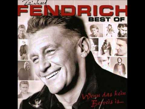 Fendrich Rainhard - Vue Schener Is Des Gfuehl