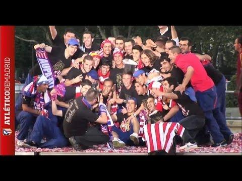 ATM INSIDER. El Atlético de Madrid campeón de la UEFA Europa League 2011/12