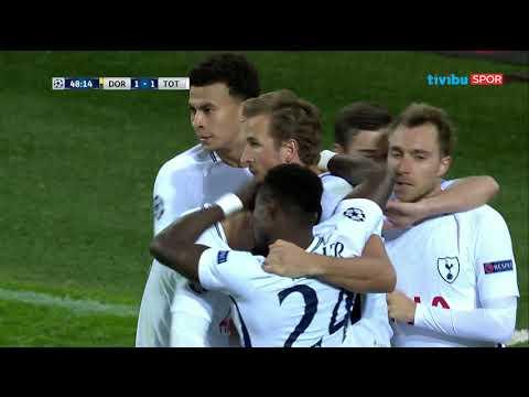 Borussia Dortmund 1-2 Tottenham | UEFA Şampiyonlar Ligi Maç Özeti