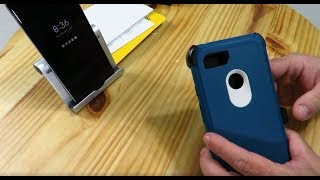 OtterBox Defender case for the Google Pixel 3 XL Unboxing and Overview