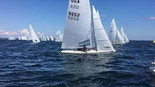 2017 Star North Americans Start of Race 6