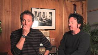 "Steve Lukather & CJ Vanston LUKES NEXT RECORD - Episode 5 ""Two Miles From Here"""
