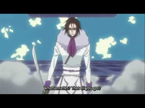 "Bleach Ichigo vs Muramasa AMV Pt 1""New Divide"""