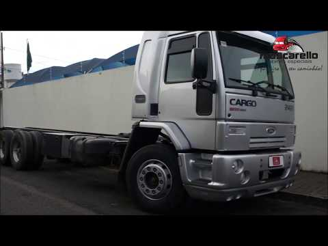 Reforma Ford Cargo by Mascarello Cabines