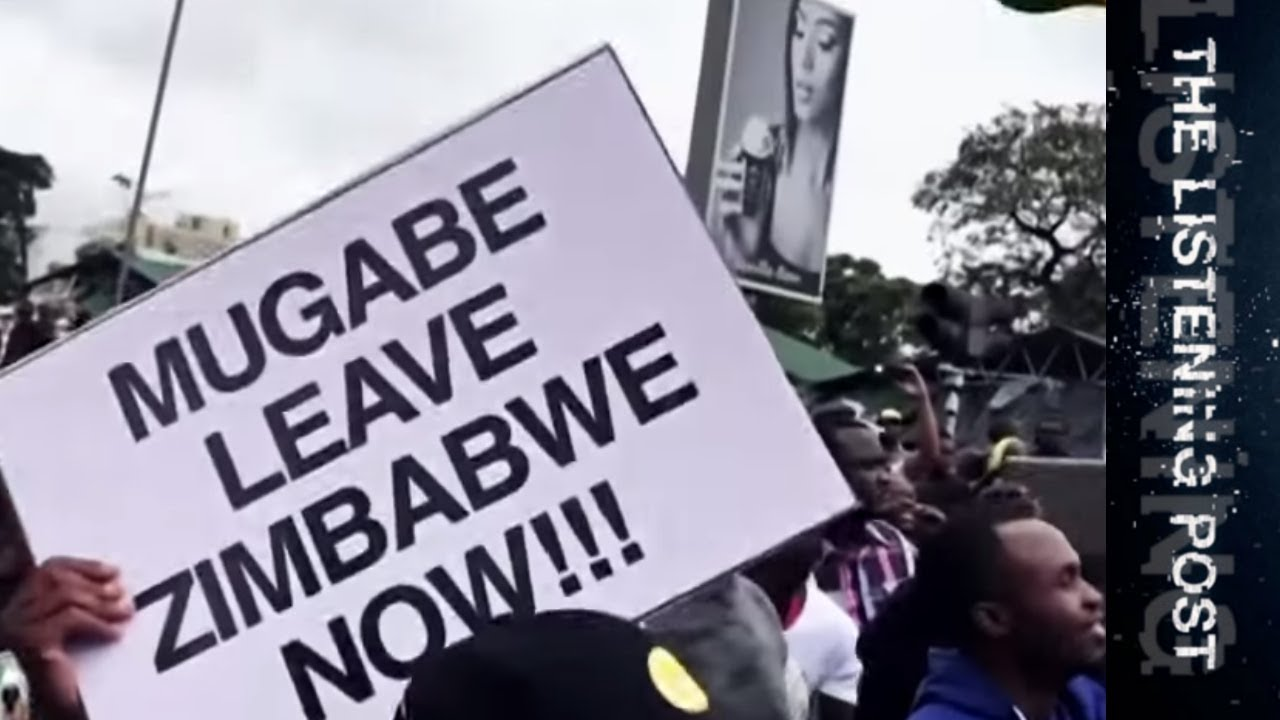 Zimbabwe's media post-Mugabe: A new lease on life? - Listening Post (lead)