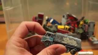 Old Toy Car Barn Finds!