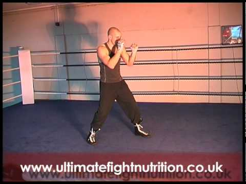 How to Shadow Box - Ultimate Fight Nutrition Image 1