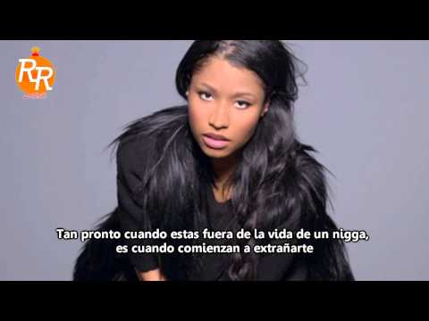 Nicki Minaj - Pills N Potions (Subtitulada Español) The Pink Print