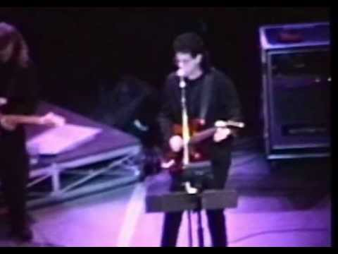 lou reed - cleveland 3/29/89 - there is no time