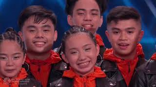 VPEEPZ | CLIPS FROM OUR PERFORMANCE (WITH SCORES) | WORLD OF DANCE