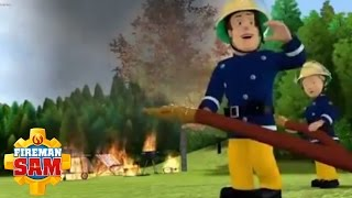 Fireman Sam Official: Sausage vs Shrimp
