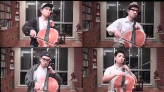 Canon In D By Pachelbel Cello Quartet