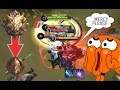 WHEN MYTHIC GLORY PLAYER PLAYS IN WARRIOR / FANNY MONTAGE #1