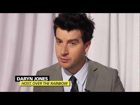 Daryn Jones' Over the Rainbow Casting Shoutout