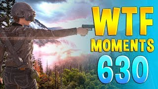 PUBG WTF Funny Daily Moments Highlights Ep 630