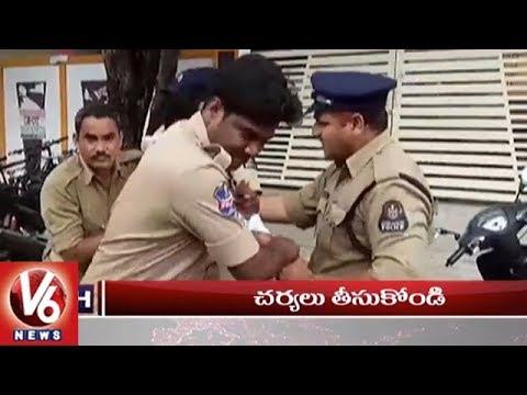 1PM Headlines | ACB Raids Hyderabad Irrigation CE House | FLO TSIIC Industrial Park | V6 News