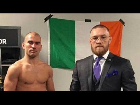 Conor McGregor Reacts To Cub Swanson Vs Artem Lobov Result - UFC Nashville