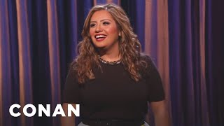 Cristela Alonzo Stand-Up 03/02/15  - CONAN on TBS