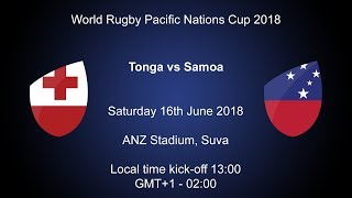 download musica Pacific Nations Cup 2018 - Tonga v Samoa