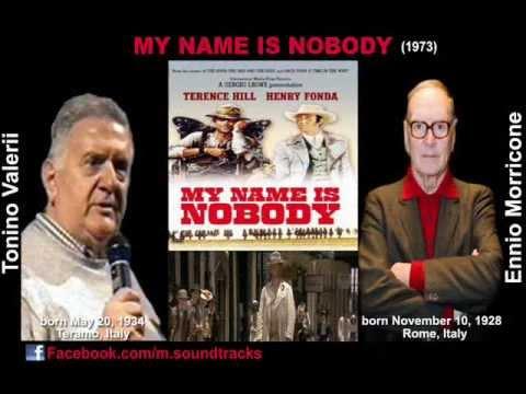 """My Name Is Nobody (1973): """"Il Mio Nome è Nessuno"""" By Ennio Morricone"""